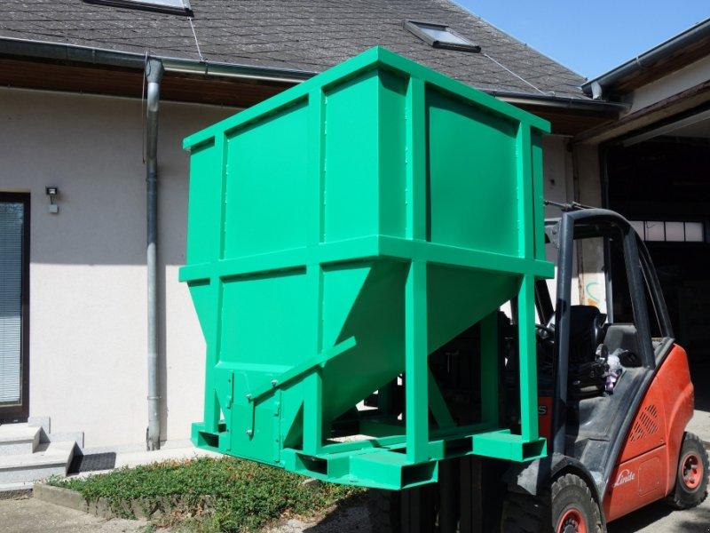 Bild HDT Getreidecontainer