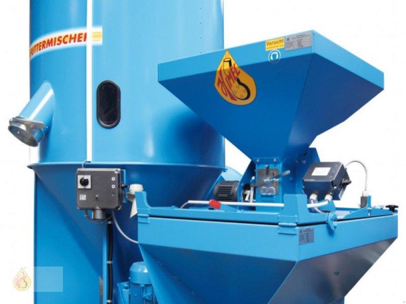 Sonstige Getreidelagertechnik des Typs Himel Kompakt- Futtermischer FM851 komplett mit Mühle SC100, Neumaschine in Burladingen / Baden-Württemberg (Bild 1)