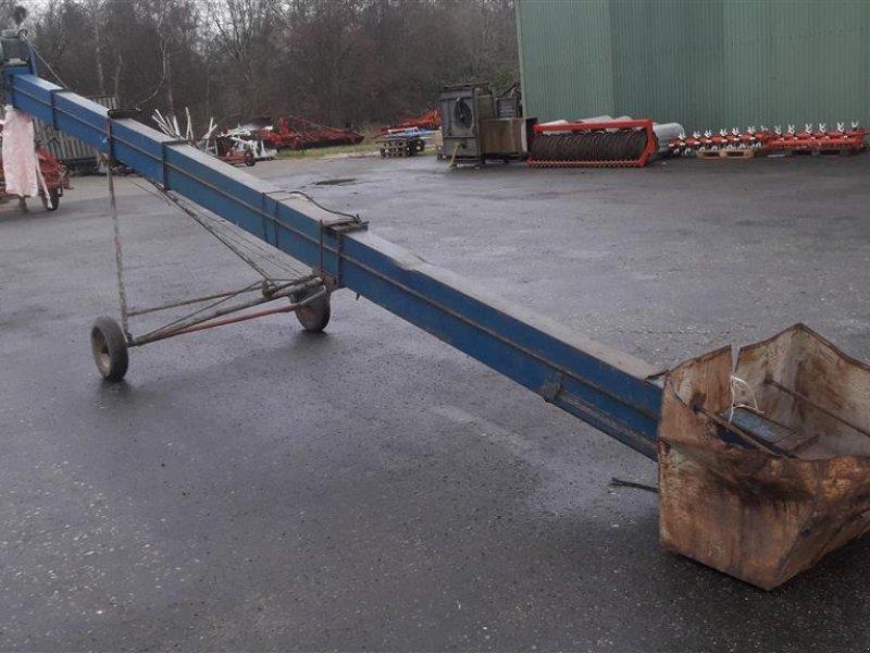 Sonstige Getreidelagertechnik типа JEMA T 20 7m på hjul, Gebrauchtmaschine в Hadsund (Фотография 1)