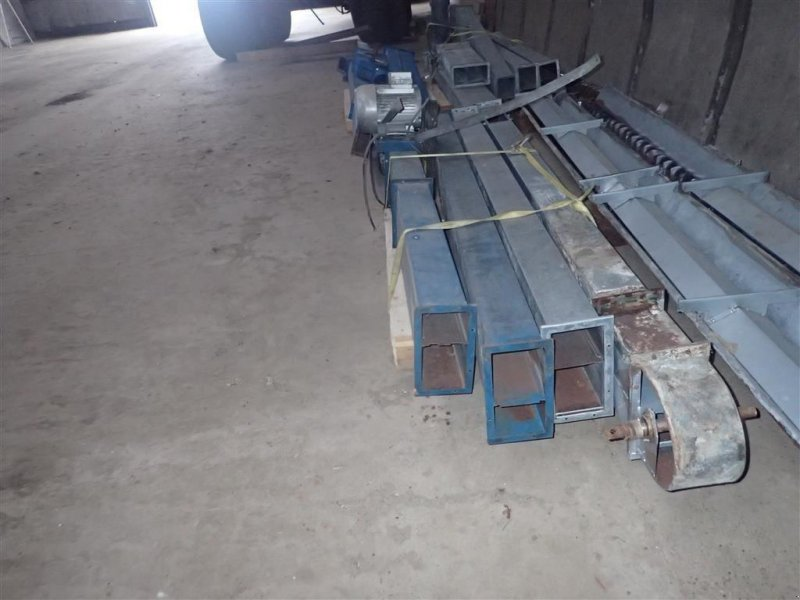 Sonstige Getreidelagertechnik a típus JEMA T20   Kædeelevator 10 m, Gebrauchtmaschine ekkor: Egtved