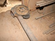 Kongskilde 102 mm x 4 meter snegl egyéb gabona raktározástechnika