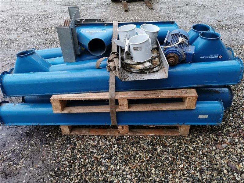 Sonstige Getreidelagertechnik типа Kongskilde DTA 152 snegle render 18 meter med 5 udløb, Gebrauchtmaschine в Egtved (Фотография 1)