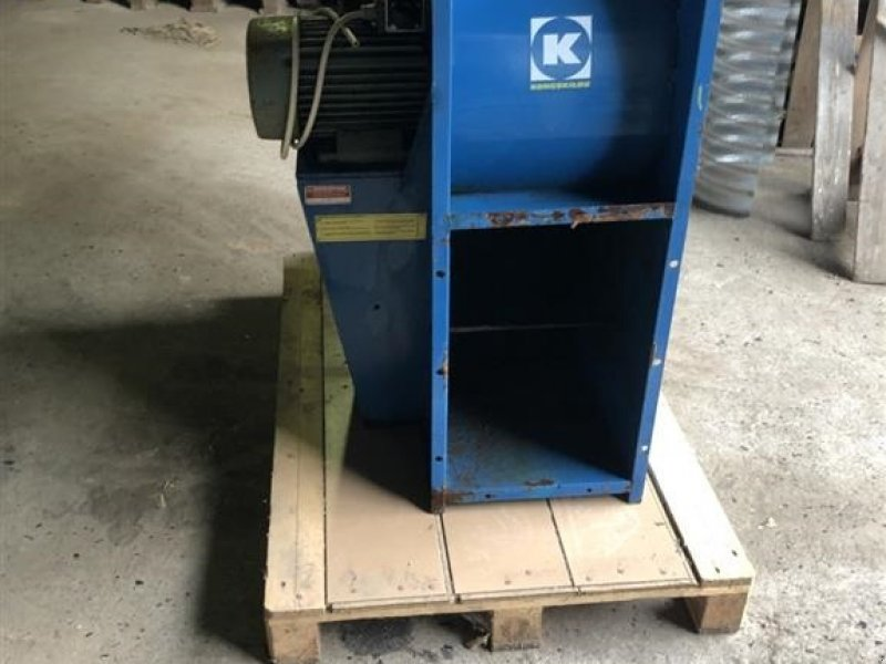 Sonstige Getreidelagertechnik tipa Kongskilde HVL 55 Med 4,0 kW E-Motor byggeform V1, Gebrauchtmaschine u Egtved (Slika 3)