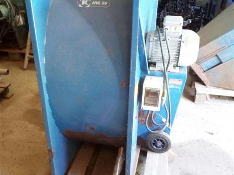 Sonstige Getreidelagertechnik типа Kongskilde HVL 55 Med 5,5 hk motor, byggeforn H1, Gebrauchtmaschine в Egtved (Фотография 1)