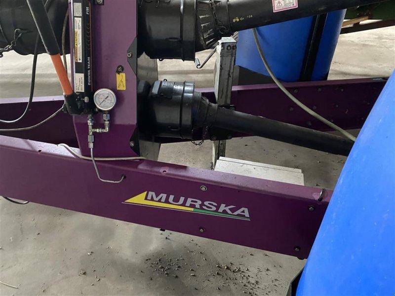 Sonstige Getreidelagertechnik типа Murska 1000 crimper-bagger Model: MM1000HD - 2 valse ruller, Gebrauchtmaschine в Løgstør (Фотография 7)