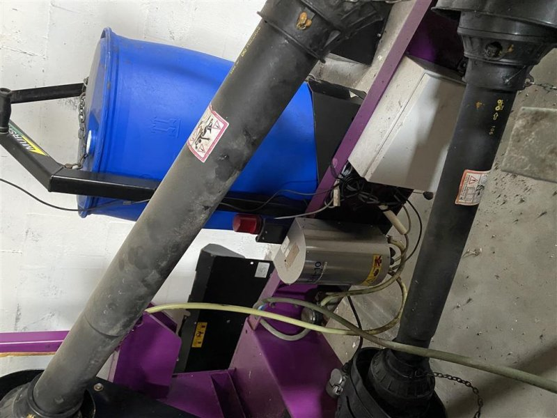 Sonstige Getreidelagertechnik типа Murska 1000 crimper-bagger Model: MM1000HD - 2 valse ruller, Gebrauchtmaschine в Løgstør (Фотография 8)