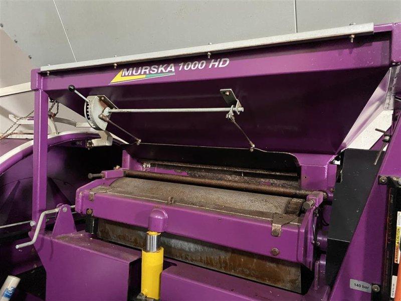 Sonstige Getreidelagertechnik типа Murska 1000 crimper-bagger Model: MM1000HD - 2 valse ruller, Gebrauchtmaschine в Løgstør (Фотография 2)