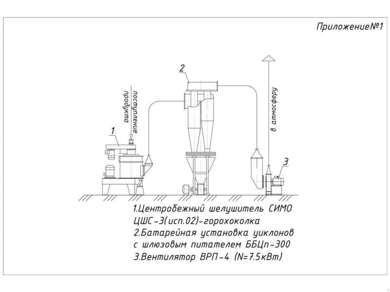 Sonstige Getreidelagertechnik des Typs Sonstige Dinkel-Schälmaschine, Neumaschine in Waldburg (Bild 6)