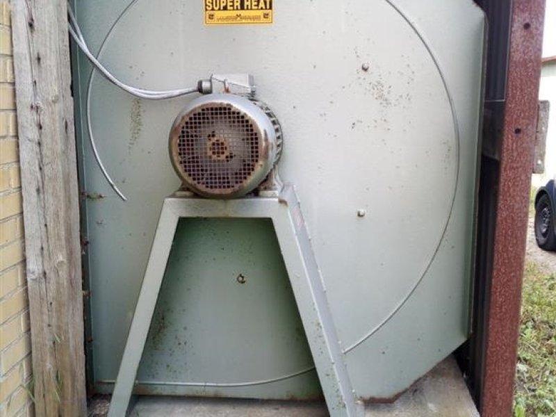 Sonstige Getreidelagertechnik a típus Sonstige HL10 BLÆSER med 7,5 kW E-Motor Byggeform H1, Gebrauchtmaschine ekkor: Egtved (Kép 1)
