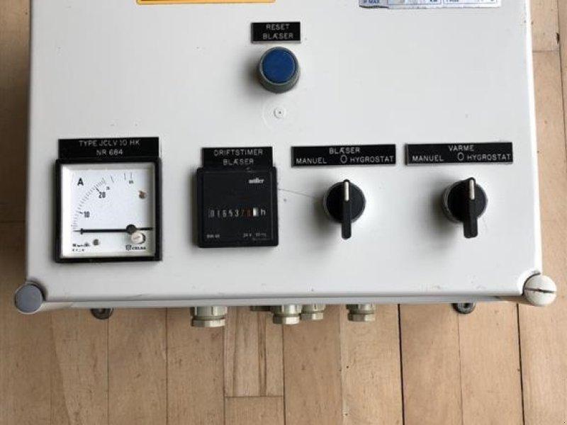 Sonstige Getreidelagertechnik типа Sonstige Hygrostat- og varmestyring, Gebrauchtmaschine в Egtved (Фотография 1)
