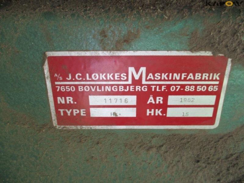 Sonstige Getreidelagertechnik типа Sonstige Kornblæser, Gebrauchtmaschine в Østbirk (Фотография 5)
