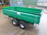 Bawi Tec 3 ton vogn Hydraulisk  tip. Sonstige Golftechnik