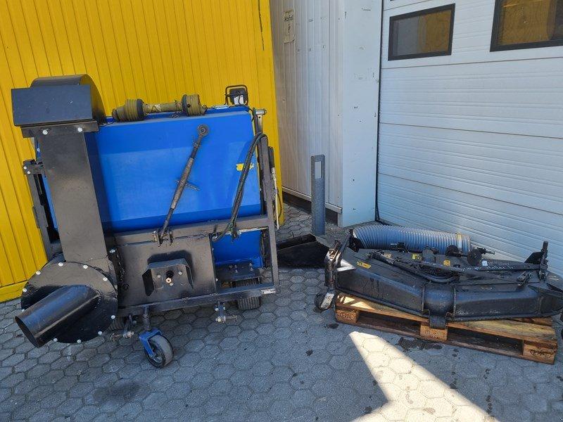 Sonstige Golftechnik типа Iseki GLS 600 H Gras und Laubsauger, Gebrauchtmaschine в Chur (Фотография 1)