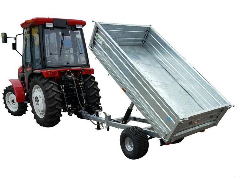 Sonstige Golftechnik a típus L-Tec Galvaniseret trailer 1,5 ton, Gebrauchtmaschine ekkor: Vrå (Kép 1)