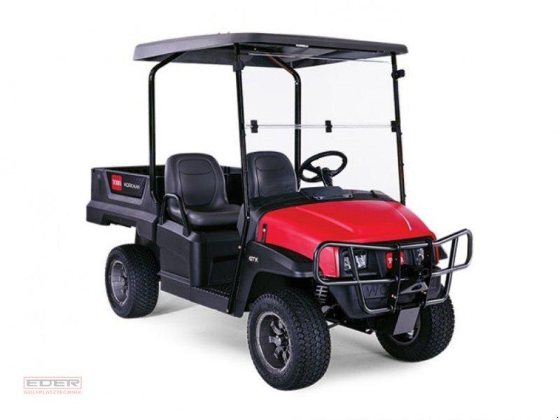 Sonstige Golftechnik типа Toro Workman GTX-E, Gebrauchtmaschine в Großbottwar (Фотография 1)