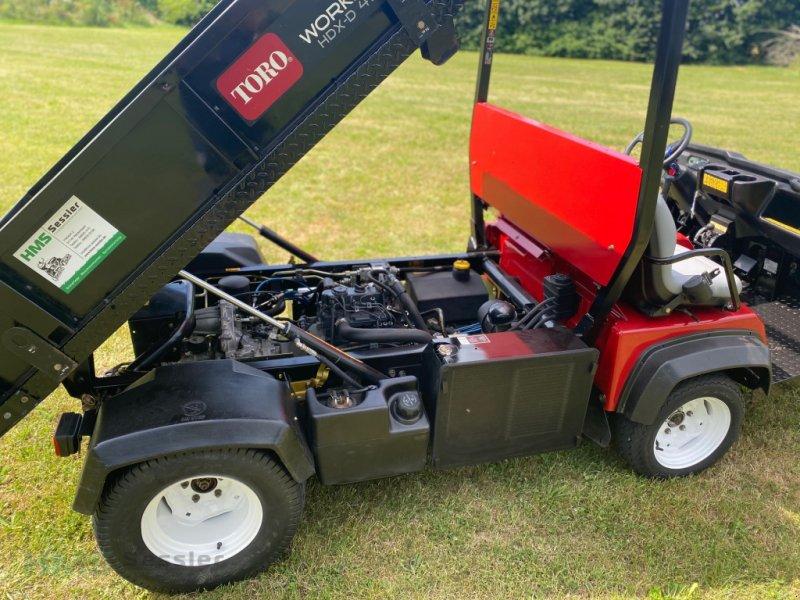Sonstige Golftechnik des Typs Toro Workman, Gebrauchtmaschine in Weidenbach (Bild 6)