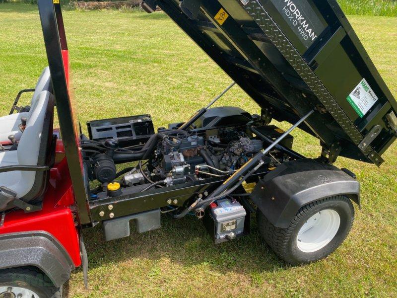 Sonstige Golftechnik des Typs Toro Workman, Gebrauchtmaschine in Weidenbach (Bild 9)