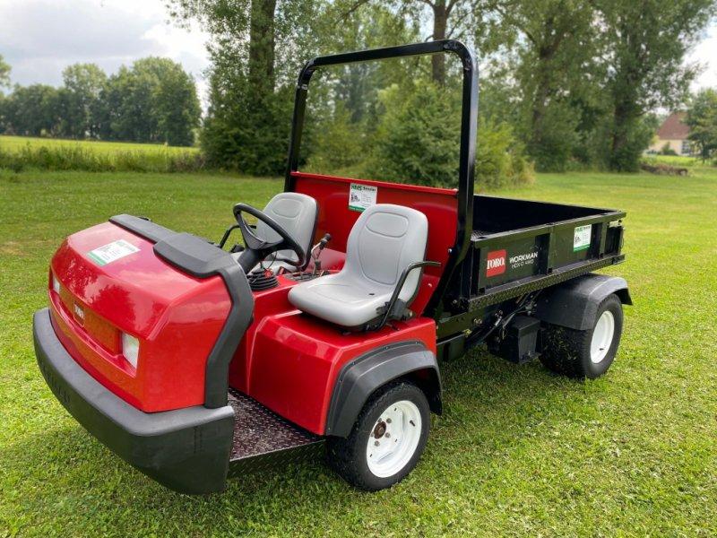 Sonstige Golftechnik a típus Toro Workman, Gebrauchtmaschine ekkor: Weidenbach (Kép 5)