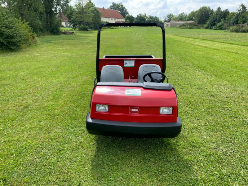 Sonstige Golftechnik a típus Toro Workman, Gebrauchtmaschine ekkor: Weidenbach (Kép 10)