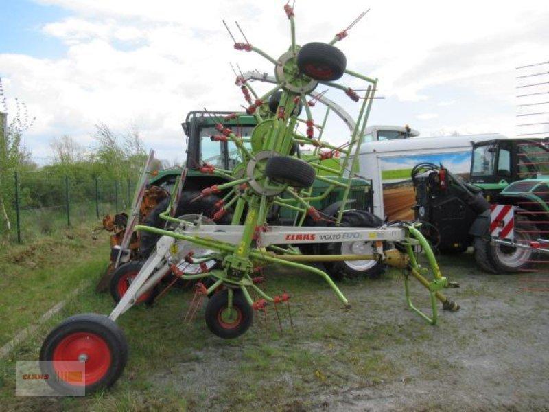 Sonstige Grünlandtechnik & Futtererntetechnik des Typs CLAAS VOLTO 870, Gebrauchtmaschine in Schwülper (Bild 1)