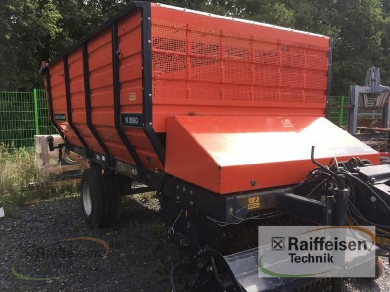 Sonstige Grünlandtechnik & Futtererntetechnik des Typs Deutz-Fahr Ladewagen K560, Gebrauchtmaschine in Petersberg (Bild 1)