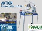 Sonstige Grünlandtechnik & Futtererntetechnik des Typs Göweil MS100 Messerschleifgerät in Grainet