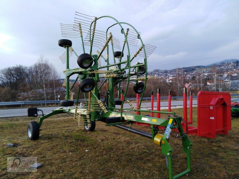 Sonstige Grünlandtechnik & Futtererntetechnik des Typs Krone Swadro TC 680, Neumaschine in Regen (Bild 1)