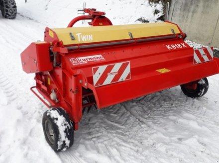Kurmann K618X Twin Sonstige Grünlandtechnik & Futtererntetechnik