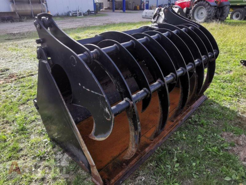 Sonstige Grünlandtechnik & Futtererntetechnik типа LSB Silogreifschaufel JCB Q-Fit Aufnahme, Gebrauchtmaschine в Meißenheim-Kürzell (Фотография 1)