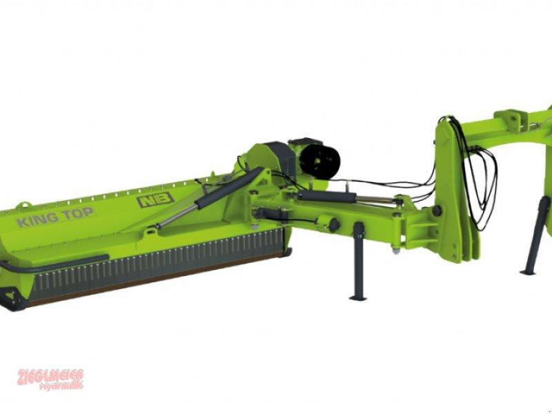 Sonstige Grünlandtechnik & Futtererntetechnik des Typs Niubo Auslegemulcher King Top TKT 200, Neumaschine in Rottenburg (Bild 1)