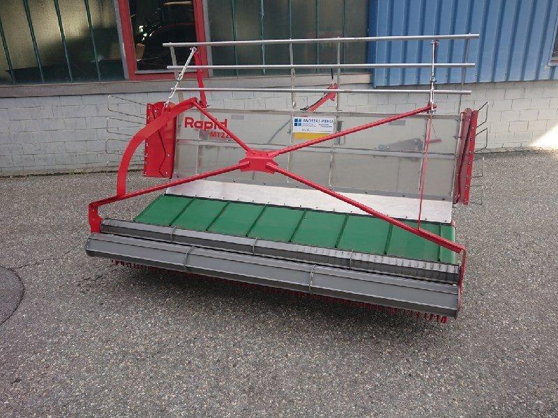 Sonstige Grünlandtechnik & Futtererntetechnik типа Rapid Multi-Twister 220 Heuschieber, Gebrauchtmaschine в Chur (Фотография 1)