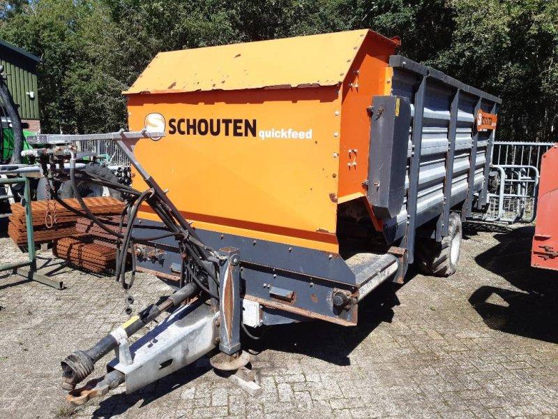 Sonstige Grünlandtechnik & Futtererntetechnik типа Schouten Quickfeed VDW 130, Gebrauchtmaschine в Stegeren (Фотография 1)