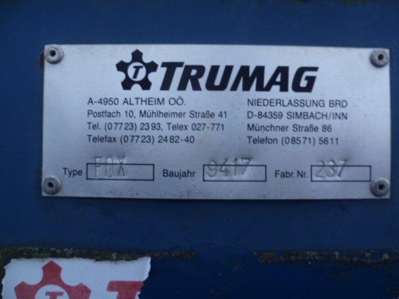 Sonstige Grünlandtechnik & Futtererntetechnik des Typs Trumag Silofox, Gebrauchtmaschine in Ebersberg (Bild 6)