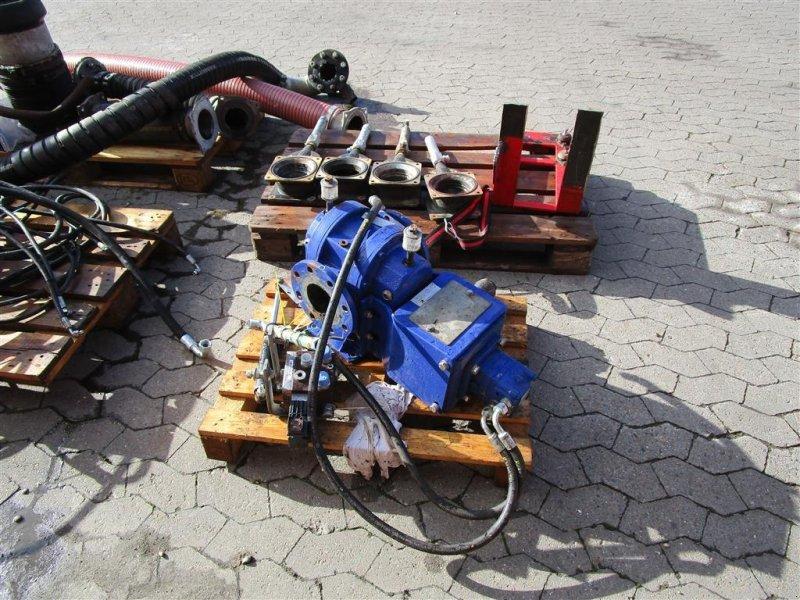 Sonstige Gülletechnik & Dungtechnik a típus Agrometer Agrometer Selv-Ansugende pumpe, Gebrauchtmaschine ekkor: Nykøbing Mors (Kép 1)