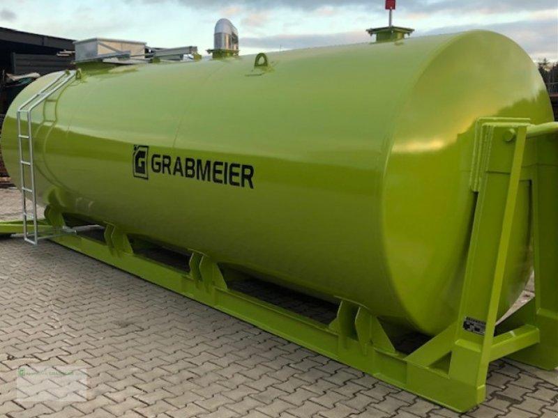 Sonstige Gülletechnik & Dungtechnik типа Grabmeier Hakenlift Zubringfaß 16 m³ Güllezubringer, Neumaschine в Reisbach (Фотография 1)