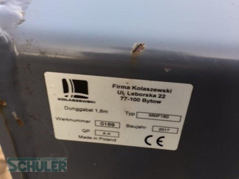 Sonstige Gülletechnik & Dungtechnik типа Kolaszewski MMF180 Dunggabel, Neumaschine в St. Märgen (Фотография 4)