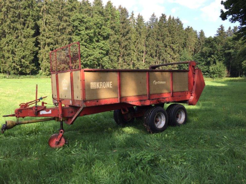 Sonstige Gülletechnik & Dungtechnik типа Krone Optimat 6000, Gebrauchtmaschine в Pflaumdorf (Фотография 1)