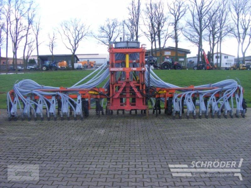 Sonstige Gülletechnik & Dungtechnik типа Schouten Schlitzgerät 12 mtr, Gebrauchtmaschine в Lastrup (Фотография 1)