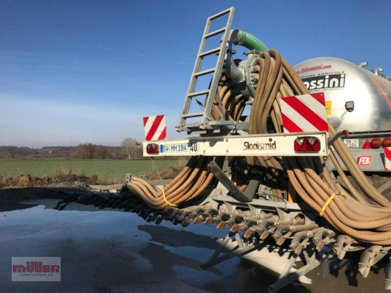 Sonstige Gülletechnik & Dungtechnik des Typs Sonstige Bossini Pumpfaß, Gebrauchtmaschine in Holzhausen (Bild 10)