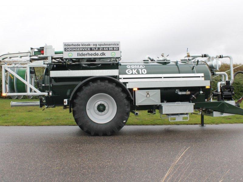 Sonstige Gülletechnik & Dungtechnik a típus Sonstige GK10, Gebrauchtmaschine ekkor: Viborg (Kép 1)