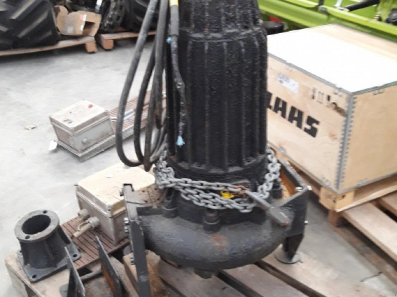 Sonstige Gülletechnik & Dungtechnik a típus Sonstige LJM GYLLEPUMPE, Gebrauchtmaschine ekkor: Tim (Kép 1)