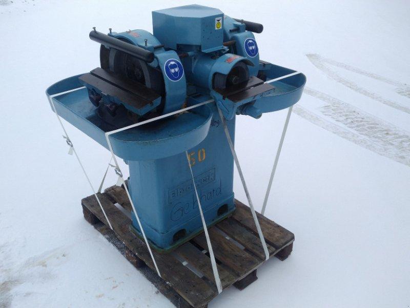 Sonstige Hoftechnik des Typs Elbtalwerk Schleifbock Dreiseitenschleifmaschine Industrieschleifer, Gebrauchtmaschine in Großschönbrunn (Bild 1)