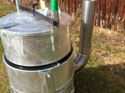 Fuchs Futterdämpfer vollverzinkt 160 lt Прочее оборудование для хозяйственных дворов