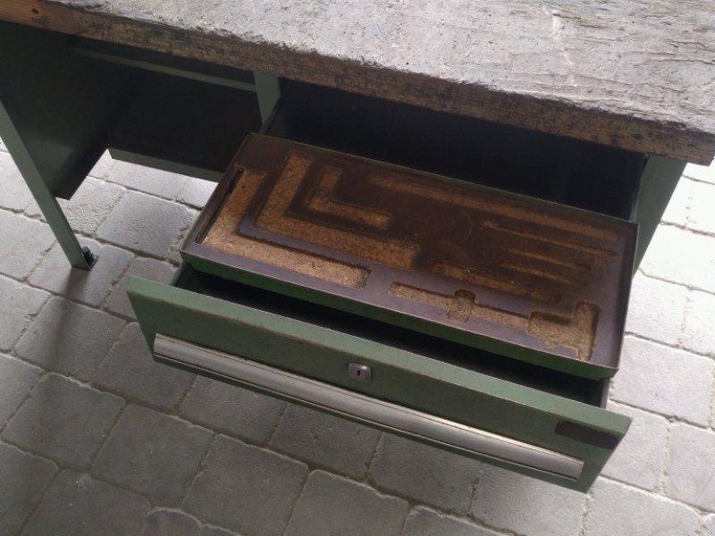 Sonstige Hoftechnik типа Hoffmann Werkbank Industrie-Werkbank für Werkstatt, Gebrauchtmaschine в Großschönbrunn (Фотография 2)