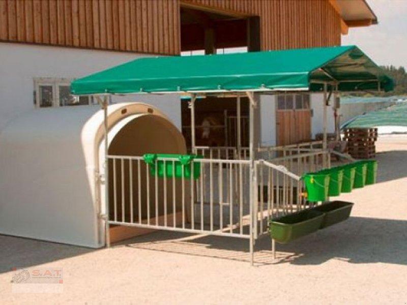 Sonstige Hoftechnik типа Kerbl AKTION-Kälberhütte Calf House  4/5 frei Haus, Neumaschine в Eberschwang (Фотография 1)