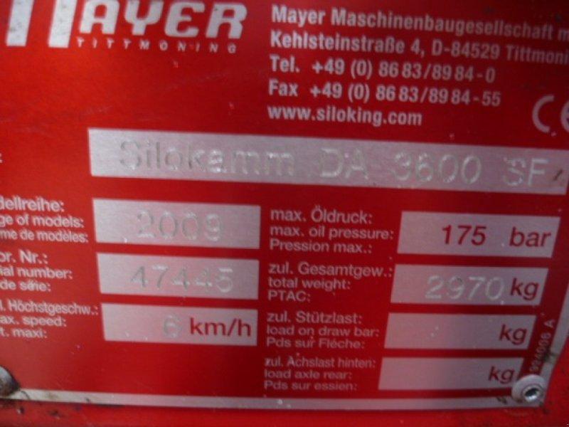 Sonstige Hoftechnik des Typs Mayer DA 3600 SF, Gebrauchtmaschine in Ebersberg (Bild 11)