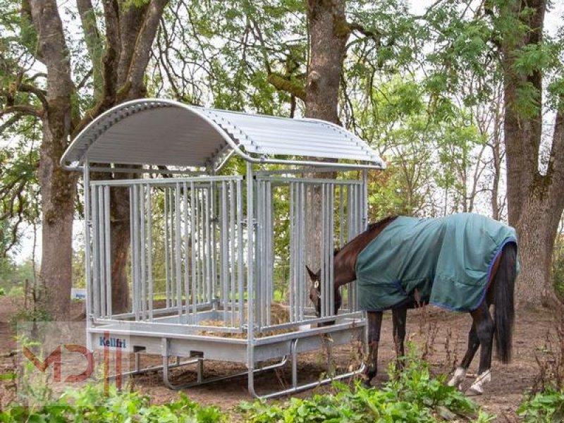 Sonstige Hoftechnik типа MD Landmaschinen Kellfri Pferdefutter Raufe mit dem Dach für Pferde 12 Plätze, Neumaschine в Zeven (Фотография 1)