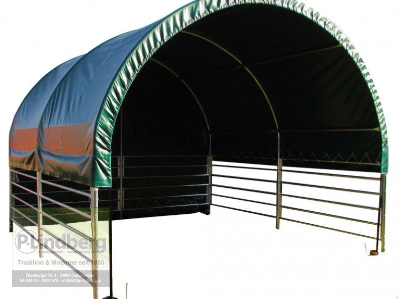 Sonstige Hoftechnik типа P.Lindberg GmbH Weidezelt 4x4x3,15m 610 Gramm/m², Neumaschine в Großenwiehe (Фотография 1)