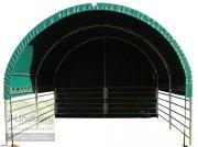 Sonstige Hoftechnik des Typs P.Lindberg GmbH Weidezelt 4x4x3,15m 610 Gramm/m², Neumaschine in Großenwiehe