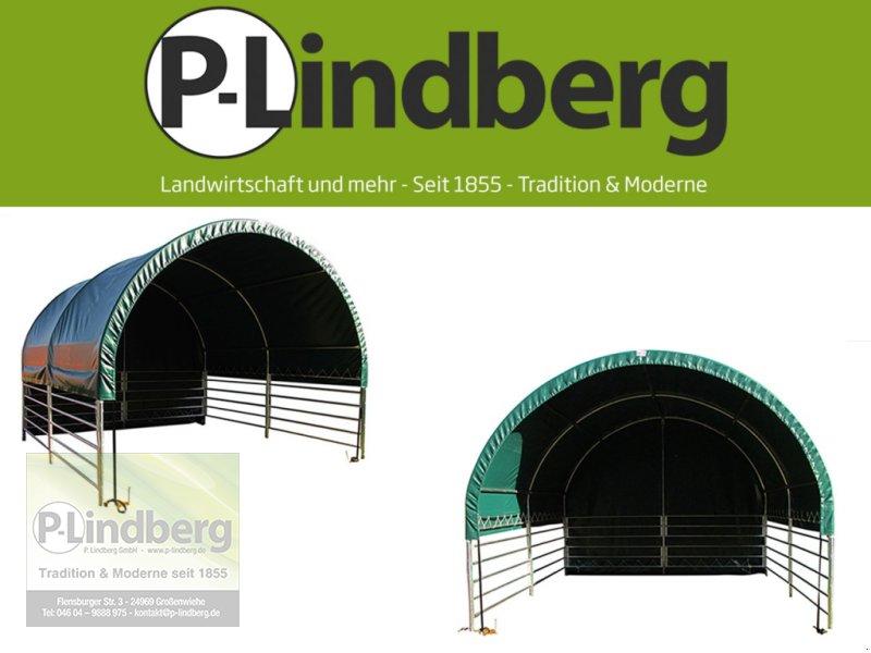 Sonstige Hoftechnik des Typs P.Lindberg GmbH Weidezelt 4x4x3,15m 610 Gramm/m², Neumaschine in Großenwiehe (Bild 1)